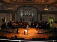 Durufle Requiem Tapestry Singers with Texas State chorus