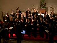 The chorus performs at 2010 Spring concert