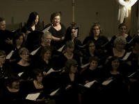 First Altos and Second Sopraonos in concert