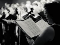 Tapestry Singers in rehearsal