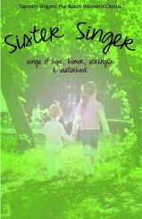 Sister Singer program cover