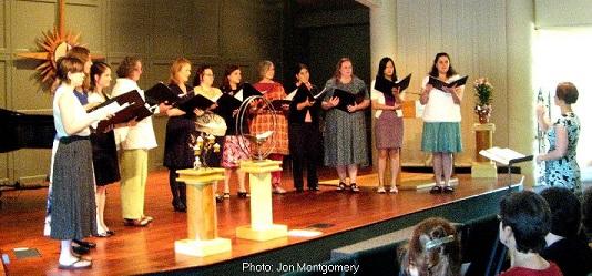 Loose Threads at Live Oak Unitarian Universalist Church