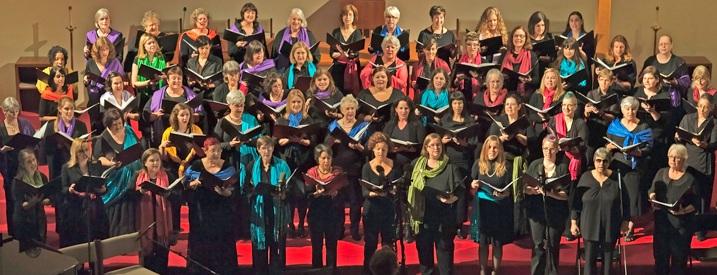 Chorus Performing on Nov 3rd 2012
