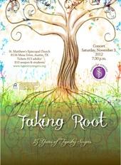 Taking Root Program Cover