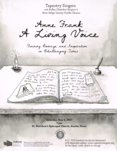 Living Voice Poster